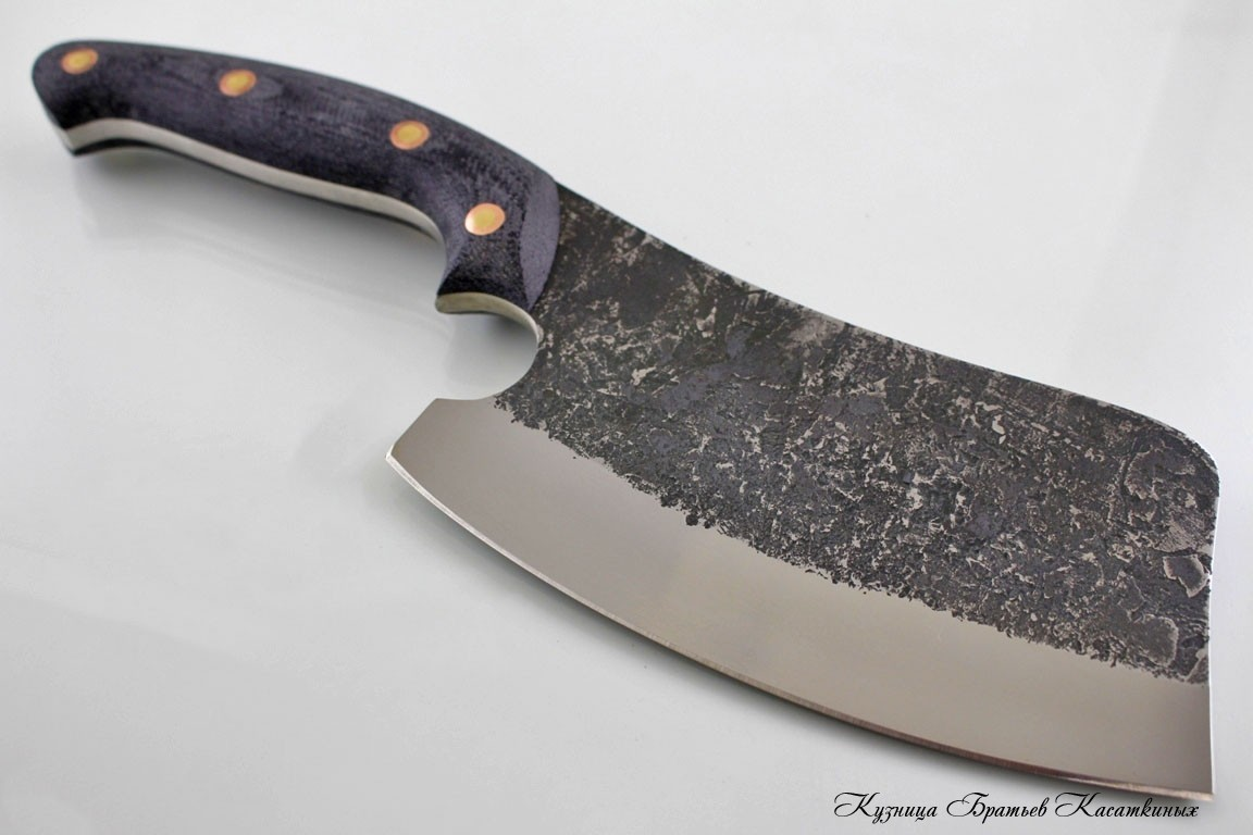 "Cleaver ""KnifePRO"". Stainless Steel 95kh18. Professional Series"
